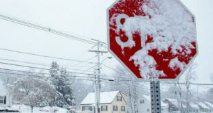 Road sign winter snowed in 310x165 Auto shows, tuning meetings & Co. what allows Covid 19!
