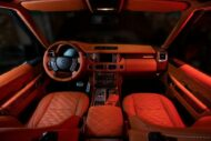Vilner interior Range Rover Autobiography Tuning 1 190x127 Noble Vilner interior in the Range Rover Autobiography!