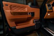 Vilner interior Range Rover Autobiography Tuning 14 190x127 Noble Vilner interior in the Range Rover Autobiography!