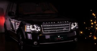 Vilner interior Range Rover Autobiography Tuning 18 310x165 Noble Vilner interior in the Range Rover Autobiography!