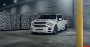 Vossen rims Shelby Ford F 150 Super Snake Tuning 3 310x165 Video: Vossen rims on the Shelby Ford F 150 Super Snake!