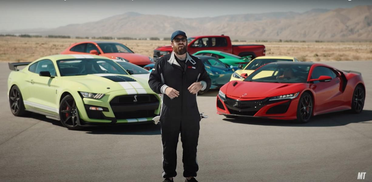 World's Largest Drag Race 10 MotorTrend Channel Video: World's Largest Drag Race 10 MotorTrend Channel!