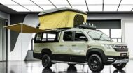 Wuling Journey Adventure Tuning Camping 4 190x105 Wuling Journey Adventure   chinesisches Campingmobil!