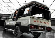 Wuling Journey Adventure Tuning Camping 6 190x132 Wuling Journey Adventure   chinesisches Campingmobil!
