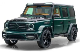 "mansory gronos 2021 01 Tuning 310x205 Mercedes G Klasse als 850 PS MANSORY ""GRONOS 2021""!"