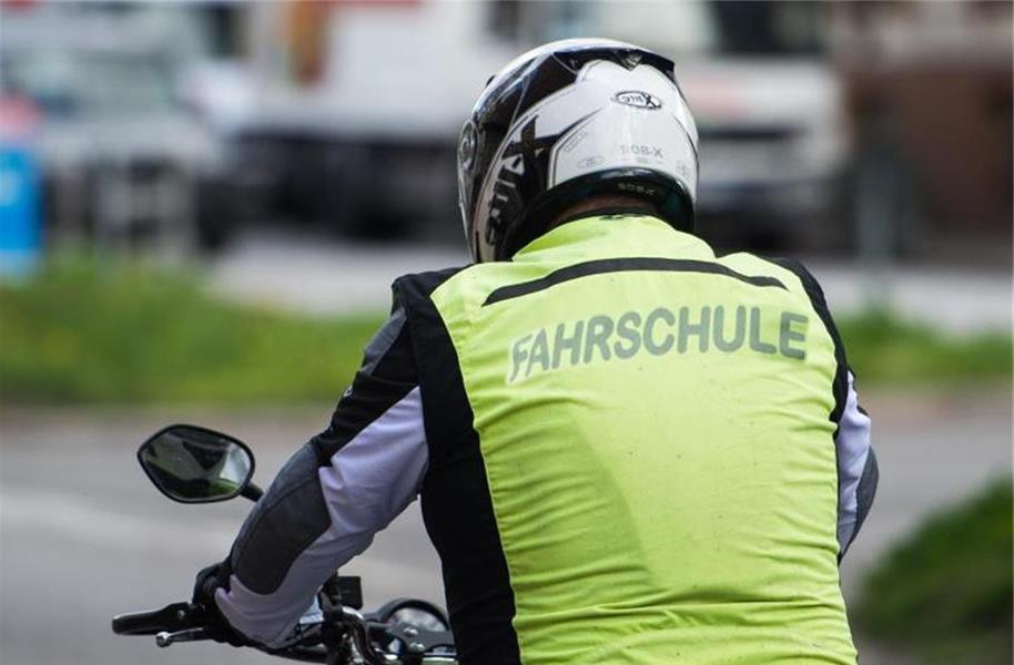 motorrad fahrschule test motorcyclists: These important changes will apply from 2021!