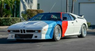paul walker s former bmw m1 tuning 310x165 Getunter 350 PS BMW M1 von Paul Walker wird versteigert!