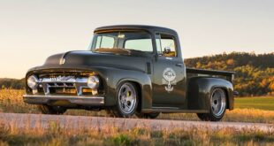 1954er Ford F 100 Ringbrothers Clem 101 Restomod Tuning Header 310x165 Coyogar? Ringbrothers Mercury Cougar mit Mustang V8!