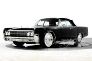 1963 Lincoln Continental Bad Boy 7 Liter V8 Tuning 12 190x127 1963 Lincoln Continental Bad Boy mit 7 Liter V8 Power!
