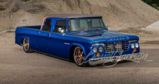 1967 Dodge D 200 Double Wide Restomod Head 310x165 1967 Dodge D 200 Double Wide   Restomod mit Überlänge!