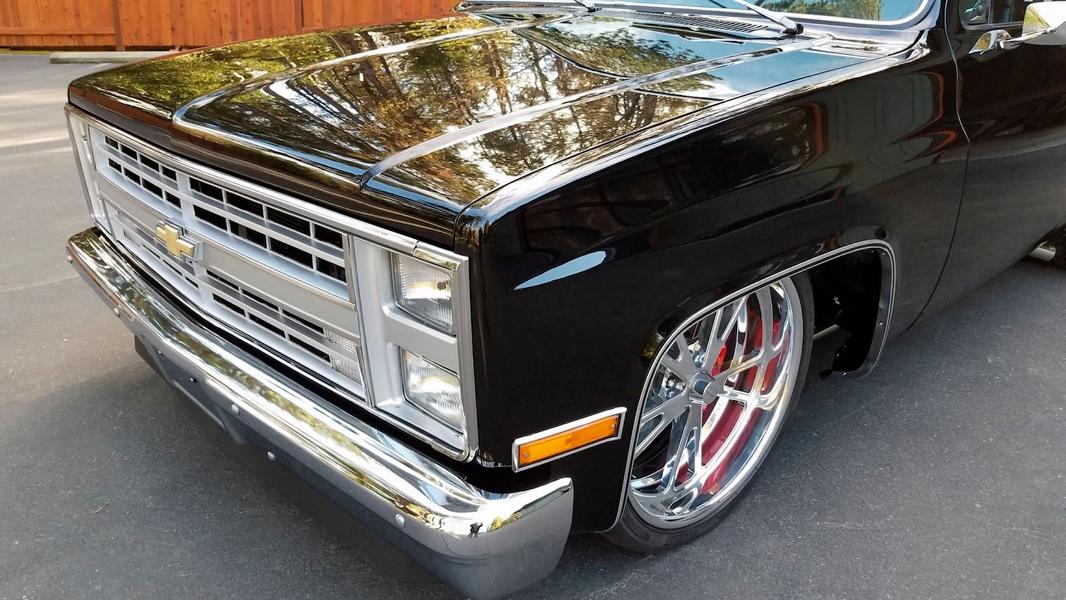 1985 GMC Jimmy Restomod Tuning 11 1985 GMC Jimmy Restomod   Klassiker mit 425 PS V8!