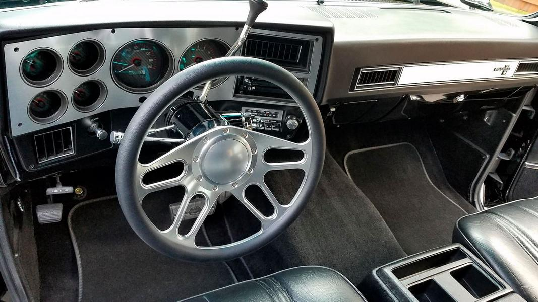 1985 GMC Jimmy Restomod Tuning 3 1985 GMC Jimmy Restomod   Klassiker mit 425 PS V8!