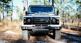 1988 Land Rover Defender 130 Restomod LS3 V8 5 310x165 1988 Land Rover Defender 130 Restomod with LS3 V8!