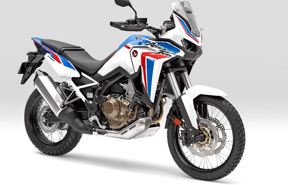 2021 Honda Africa Twin Adventure Sports Android Auto 2021 Honda Africa Twin und Africa Twin Adventure Sports
