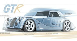 2021 Morgan Plus 8 GTR mit BMW V8 2 310x165 BMW V8 (N62) mit Comeback im Morgan Plus 8 GTR!