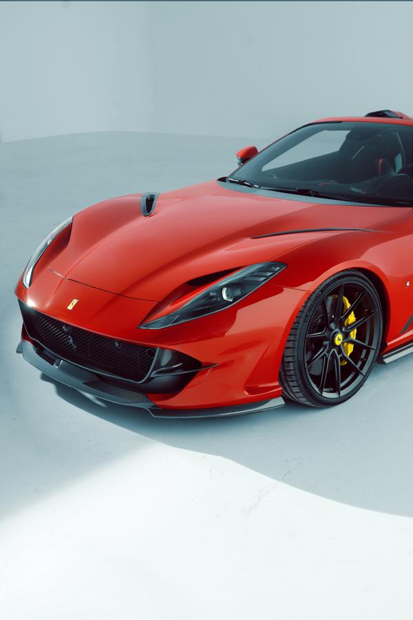 2021 NOVITEC Ferrari 812 GTS Supersportler 12 840 PS im 2021 NOVITEC Ferrari 812 GTS Supersportler!