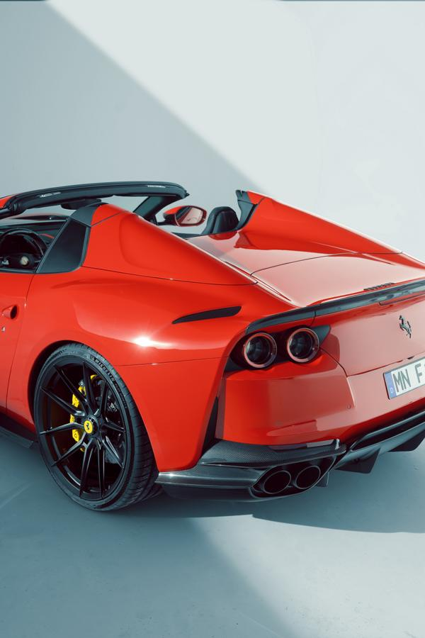 2021 NOVITEC Ferrari 812 GTS Supersportler 13 840 PS im 2021 NOVITEC Ferrari 812 GTS Supersportler!
