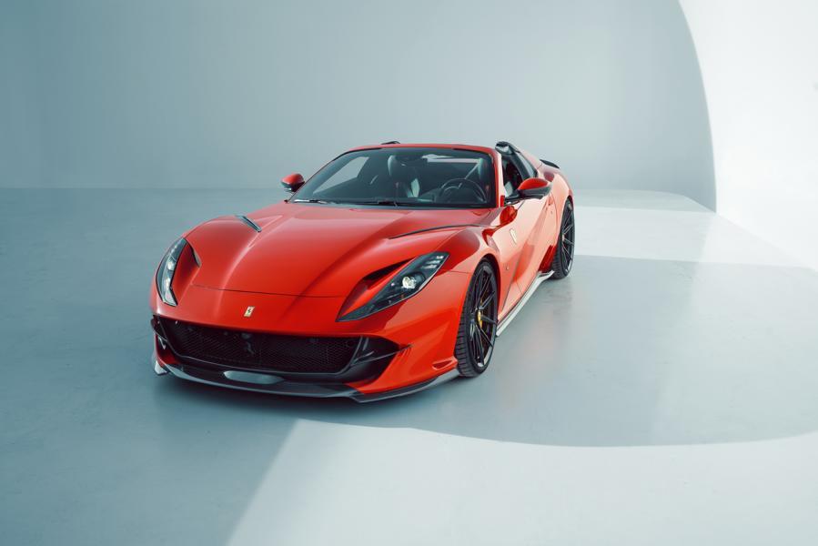 2021 NOVITEC Ferrari 812 GTS Supersportler 5 840 PS im 2021 NOVITEC Ferrari 812 GTS Supersportler!