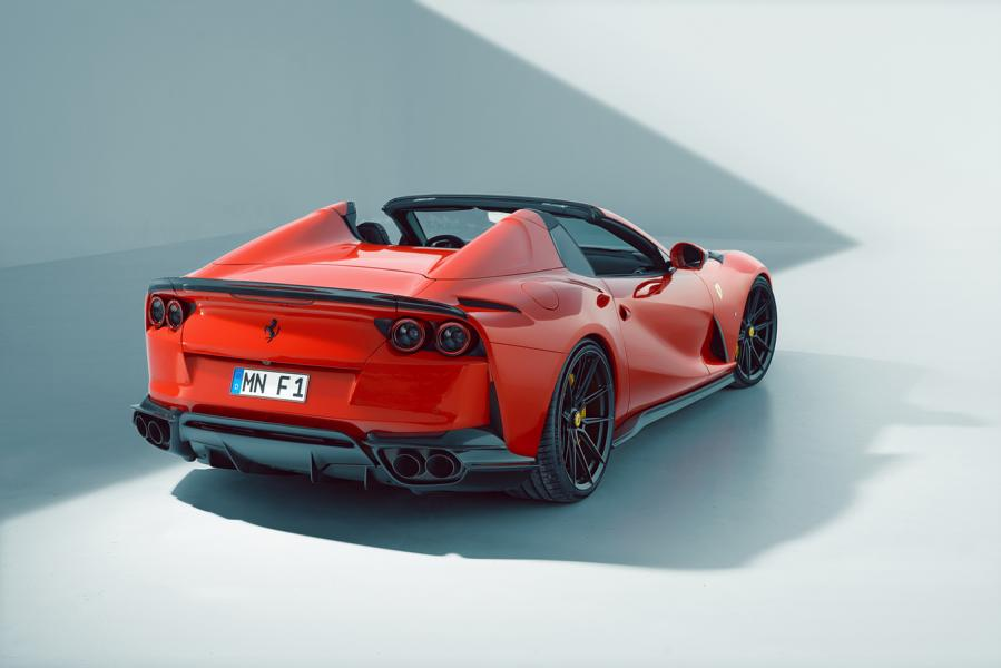 2021 NOVITEC Ferrari 812 GTS Supersportler 8 840 PS im 2021 NOVITEC Ferrari 812 GTS Supersportler!
