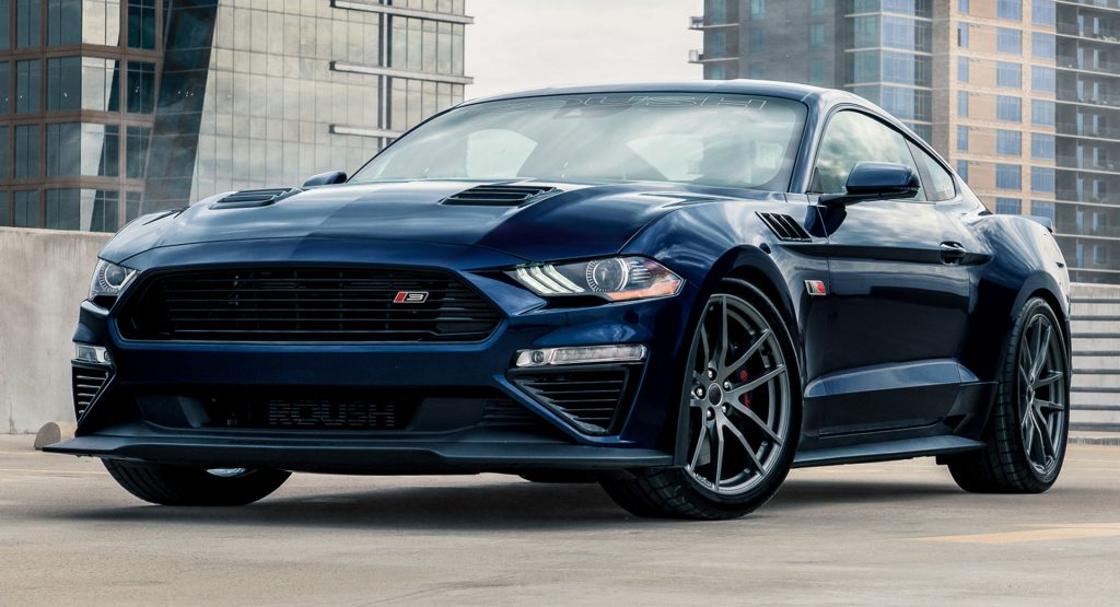 2021 Roush Stage 3 Ford Mustang Coupe 1 786 PS im 2021 Roush Stage 3 Ford Mustang Coupe!