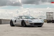 ANRKY Wheels AN38 Tuning Ford GT 11 190x127 Traumhafter Ford GT auf 21 Zoll Anrky AN38 Felgen!