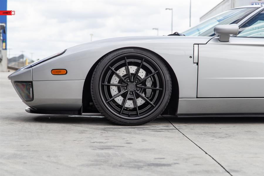 ANRKY Wheels AN38 Tuning Ford GT 13 Traumhafter Ford GT auf 21 Zoll Anrky AN38 Felgen!