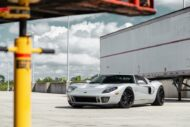 ANRKY Wheels AN38 Tuning Ford GT 14 190x127 Traumhafter Ford GT auf 21 Zoll Anrky AN38 Felgen!