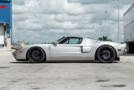 ANRKY Wheels AN38 Tuning Ford GT 4 190x127 Traumhafter Ford GT auf 21 Zoll Anrky AN38 Felgen!