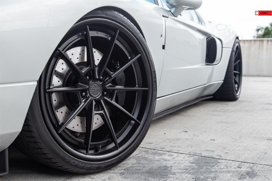 ANRKY Wheels AN38 Tuning Ford GT 5 Traumhafter Ford GT auf 21 Zoll Anrky AN38 Felgen!