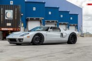 ANRKY Wheels AN38 Tuning Ford GT 9 190x127 Traumhafter Ford GT auf 21 Zoll Anrky AN38 Felgen!