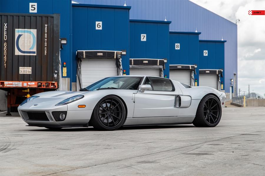 ANRKY Wheels AN38 Tuning Ford GT 9 Traumhafter Ford GT auf 21 Zoll Anrky AN38 Felgen!