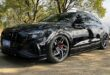 Audi Q8 ABT Styling Kit Airride Header 110x75 The black knight Audi Q8 with ABT Styling Kit & Airride!