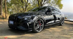 Audi Q8 ABT Styling Kit Airride Header 310x165 The black knight Audi Q8 with ABT Styling Kit & Airride!