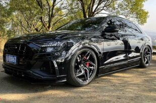 Audi Q8 ABT Styling Kit Airride Header 310x205 The black knight Audi Q8 with ABT Styling Kit & Airride!