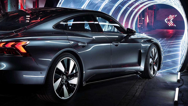 Audi e tron GT quattro Audi RS e tron GT Tuning 13 Der Audi e tron GT quattro und der Audi RS e tron GT!
