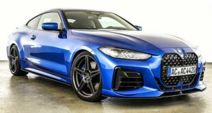 BMW 4 Series Coupe G22 Tuning AC Schnitzer Head 310x165 BMW 4 Series Coupe from AC Schnitzer with body kit and 420 PS!