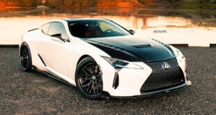 Carbon Felgen Toms Bodykit Lexus LC500 Coupe Tuning Header 310x165 Carbon Felgen und Tom's Bodykit am Lexus LC500 Coupe!