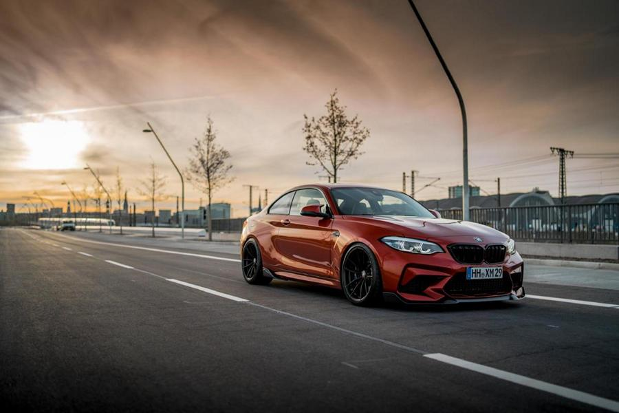 DD Customs BMW M2 Competition F87 4 DD Customs | BMW M2 Competition (F87) mit 550 PS!