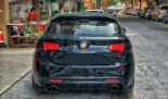 Fiat Ottimo Extrem Tuning 15 155x91 Die dunkle Seite der Macht   Fiat Ottimo mit Extrem Tuning.