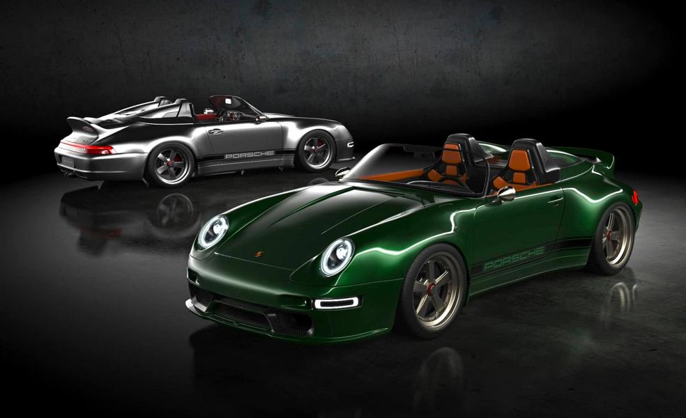 Gunther Werks Remastered Porsche 911 993 Speedster Tuning 1 Gunther Werks   Remastered Porsche 911 (993) Speedster!