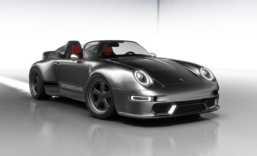Gunther Werks Remastered Porsche 911 993 Speedster Tuning 5 Gunther Werks   Remastered Porsche 911 (993) Speedster!
