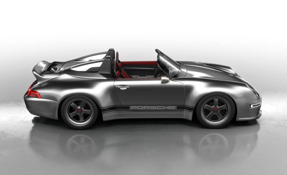 Gunther Werks Remastered Porsche 911 993 Speedster Tuning 6 Gunther Werks   Remastered Porsche 911 (993) Speedster!