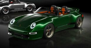 Gunther Werks Remastered Porsche 911 993 Speedster Tuning Header 310x165 Gunther Werks   Remastered Porsche 911 (993) Speedster!