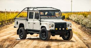 Land Rover Defender Pickup ECD Projekt Mule Header 310x165 Project Mule ECD Land Rover Defender Pickup with V8!