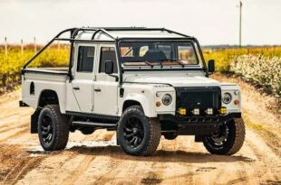 Land Rover Defender Pickup ECD Projekt Mule Header 310x205 Project Mule ECD Land Rover Defender Pickup with V8!