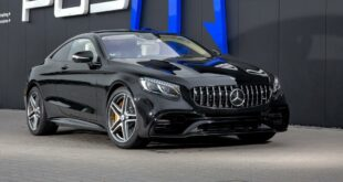 POSAIDON Mercedes Benz AMG S 63 Coupe C217 Tuning 310x165 880 PS im POSAIDON Mercedes Benz AMG S 63 Coupe!