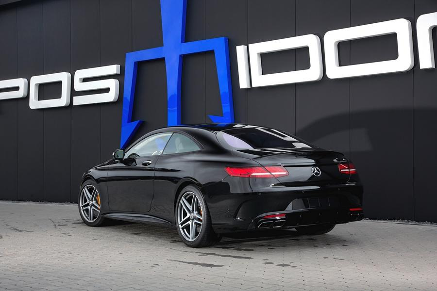 POSAIDON Mercedes Benz AMG S 63 Coupe C217 Tuning 5 880 PS im POSAIDON Mercedes Benz AMG S 63 Coupe!