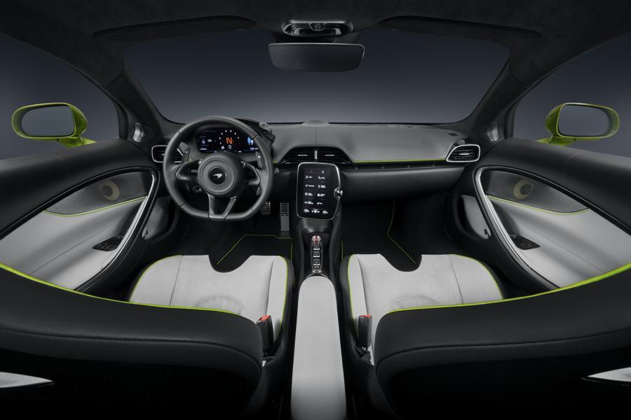 Plug in Hybrid V6 2021 McLaren Artura 13 Plug in Hybrid mit V6   der 2021 McLaren Artura ist da!