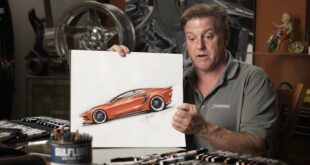Redesign Chip Foose Chevrolet Corvette C8 310x165 Video: Redesign von Chip Foose an der Corvette C8!