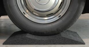 Tire weighing Tire protector Tire bed tire wedge 1 e1612445719996 310x165 To protect the wheel: What are tire cradles / tire protectors?